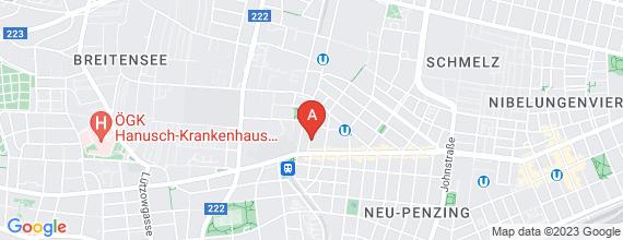 Standort von Polier/innen