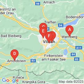 Standorte von Präsentation Jobs in Villach - Juni 2018
