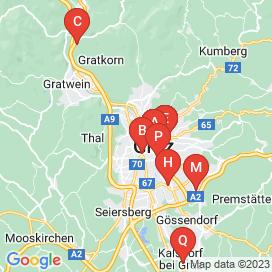 Standorte von 20+ Baustoff Jobs in Graz - Juli 2018