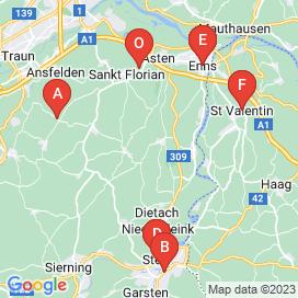 Standorte von 10+ Technik & Naturwissenschaft Jobs in Steyr-Gleink - August 2018