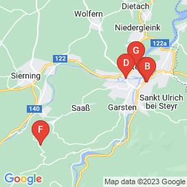 Standorte von Produktion / Fertigung Jobs in Sankt Ulrich Bei Steyr - August 2018
