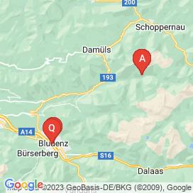 Standorte von Jobs in Damüls - Juni 2018
