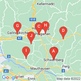 Standorte von Jobs in Niederaich - Mai 2018