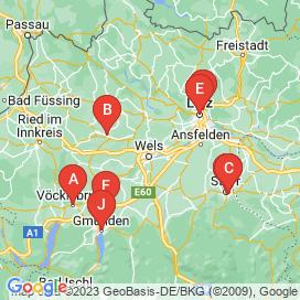 Standorte von Drehen Jobs in Oberösterreich - Juni 2018