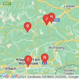 Standorte von 130+ Jobs in Gemeinde-Friesach - August 2018