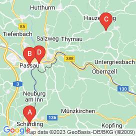 Standorte von Kfz-Mechaniker Jobs in Freinberg - April 2018