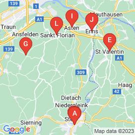 Standorte von Fertigung Jobs in Dietach - Mai 2018