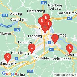 Standorte von Fahrzeugtechnik Jobs in Traun - Juni 2018