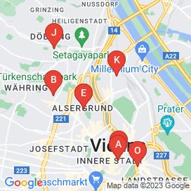 Standorte von 10+ 20 25 Stunden Jobs in Boschstraße, Wien - Juli 2018
