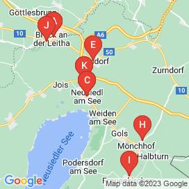 Standorte von Jobs in Seepark - Mai 2018