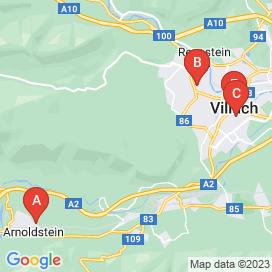 Standorte von Lehre Jobs in Villach - Juni 2018