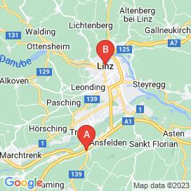 Standorte von Mitarbeiter Kassa Jobs in Oberösterreich - Juli 2018