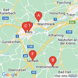 Standorte von Maschinenbautechniker Jobs in Thalheim Bei Wels - Juni 2018