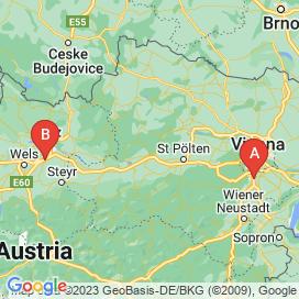 Standorte von Begeisterung für EDV und Computer Jobs  - Mai 2018