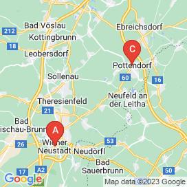 Standorte von Pflege / Gesundheit / Bildung Jobs in Ebenfurth - Juni 2018