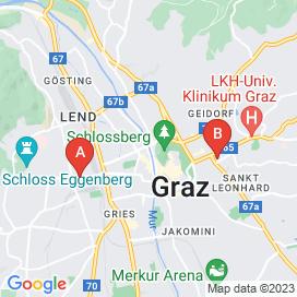 Standorte von Elektromechaniker Jobs in Graz - August 2018