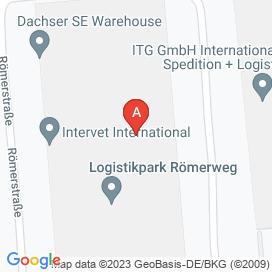 Standorte von Paket Jobs in Freising - Juni 2018