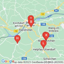 Standorte von Bereitschaft für Abend- und Nachtdienste Jobs in Jahrsdorf - Mai 2018