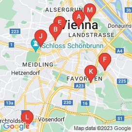 Standorte von Facility Jobs in Wien - Juni 2018