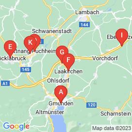Standorte von 64 Führerschein Klasse B Jobs in Laakirchen - Stellenangebote von 650 bis 2857 EUR