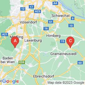 Standorte von Training Jobs in Trumau - Juli 2018