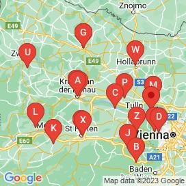Standorte von 170+ Jobs in Kellergasse, 3134, Österreich - Juli 2018