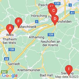 Standorte von Kommunikation Jobs in Neuhofen an der Krems - Juli 2018