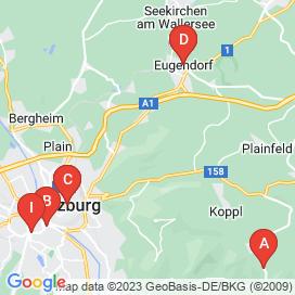 Standorte von Gastronomiefachmann Jobs in Salzburg - Juni 2018