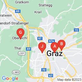 Standorte von 40+ Gehalt von 800 € bis 1500 € Jobs in Burenstraße, Graz - Juli 2018