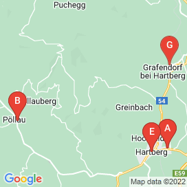 Standorte von Berufserfahrung Jobs in Hartberg - August 2018