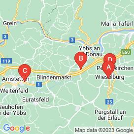 Standorte von Akquisiteur Jobs in Ybbs an der Donau - Mai 2018