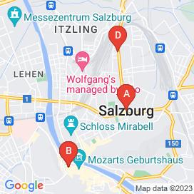 Standorte von Sicherheit Jobs in Regensburgstraße, Salzburg - Mai 2018