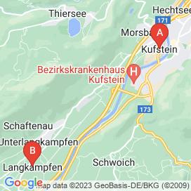 Standorte von Arbeiter Jobs in Söll - August 2018