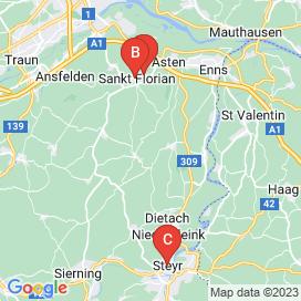 Standorte von Industrie Jobs in Weichstetten - August 2018