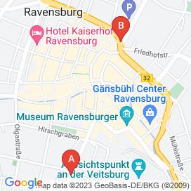 Standorte von Einzelhandelskaufmann Jobs in Ravensburg - August 2018