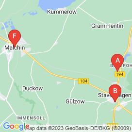 Standorte von Jobs in Faulenrost - August 2018
