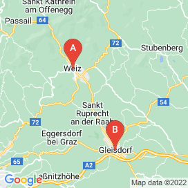 Standorte von Hilfsberufe Jobs in Gleisdorf - Juli 2018
