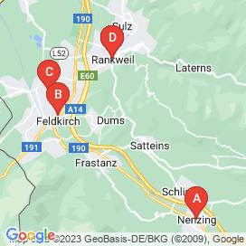 Standorte von 20+ Kunden Jobs in Frastanz - August 2018