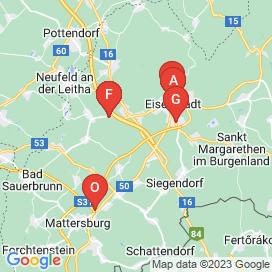 Standorte von Jobs in Petőfalva - Mai 2018