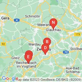 Standorte von 10+ Ingenieur Jobs in Zwickau - Juli 2018