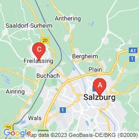 Standorte von Handwerk Jobs in Obertrum Am See - August 2018