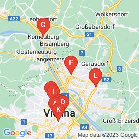 Standorte von 20+ Arbeiter Jobs in Gerasdorf Bei Wien - Juli 2018