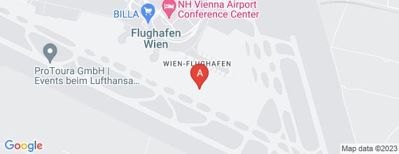 Standort von ServicemitarbeiterIn Airport Lounges (Vollzeit oder Teilzeit)