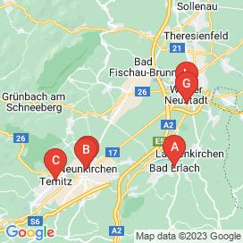 Standorte von Verkaufsspezialist Jobs in Seebenstein - April 2018