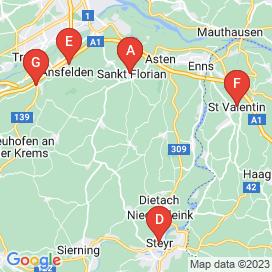 Standorte von Büro / Administration Jobs in Wolfern - August 2018