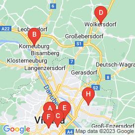 Standorte von Produktionshelfer Jobs in Mistelbach-(Okres) - Mai 2018