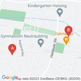 Standorte von Konstrukteur Jobs in Regensburg - August 2018