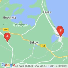 Standorte von Jobs in Ostseebad Binz / OT Prora - Juni 2018