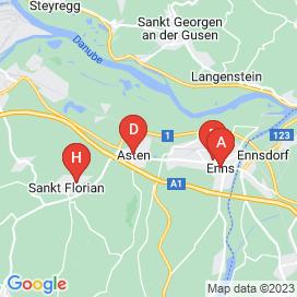 Standorte von Produktion / Fertigung Jobs in Kristein, Enns - Juni 2018