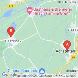 Standorte von Büro / Administration Jobs in Achstetten - August 2018
